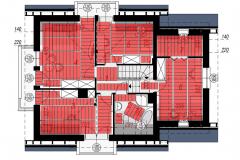 projekt folii grzewczej piętro Heat Energia