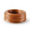 Przewód instalacyjny brązowy